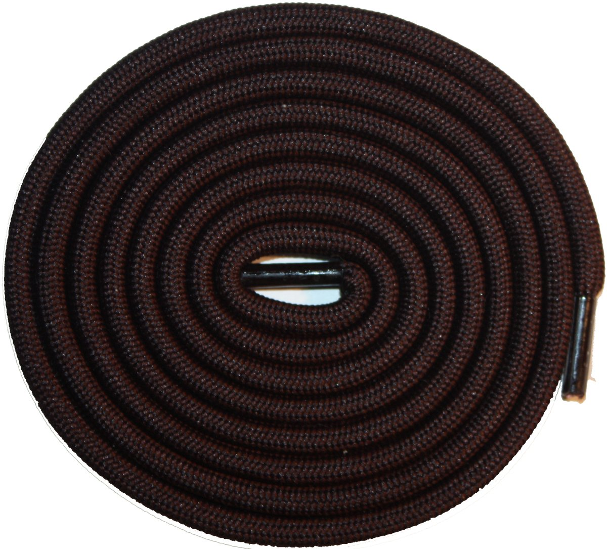 Cotton Round Non Waxed 55'' 4mm 4mm (Brown)