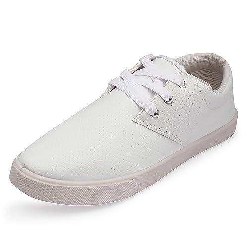 PU-PRIME Men's King Off White Shoe