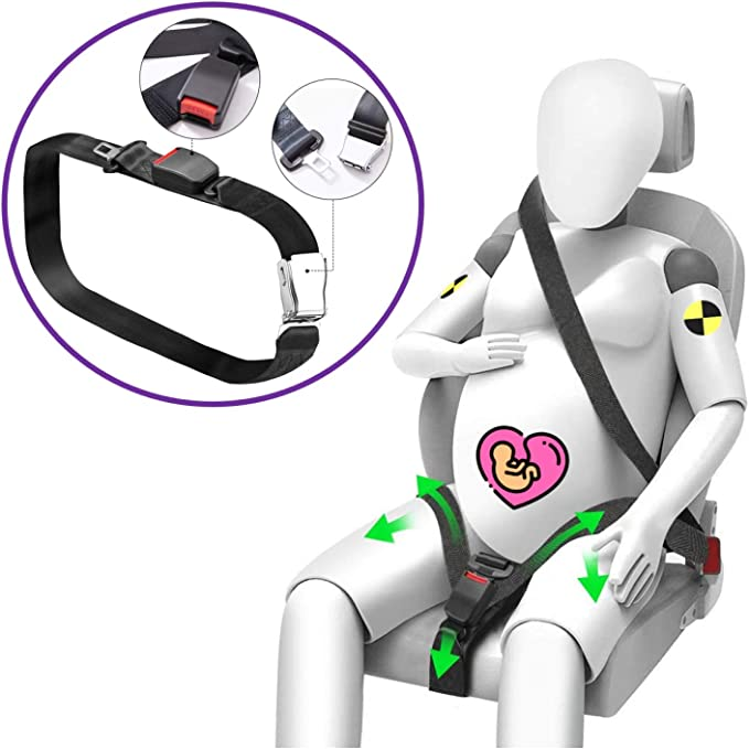 Adaptador de Cinturón de Seguridad para Embarazadas en Coche ...