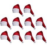 30 Pezzi Fiocchi di Neve Bianco per Appendere Ornamenti Albero di Natale,Diametro: 11cm