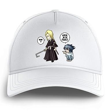 super pas cher se compare à fournisseur officiel vente énorme Okiwoki Casquette Enfant Blanche Bleach - Death Note ...