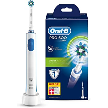 Eine gute elektrische Zahnbürste bekommen Sie von der Marke Oral-B.