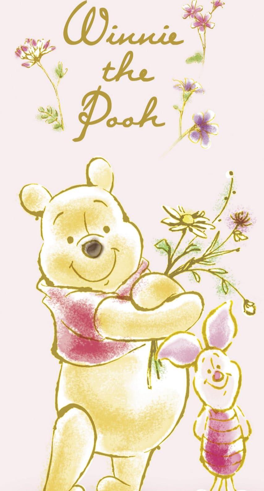 ディズニー プー(Winnie-the-Pooh),ピグレット(コブタ、Piglet) iPhone8/7/6s/6 壁紙 視差効果 画像52803 スマポ