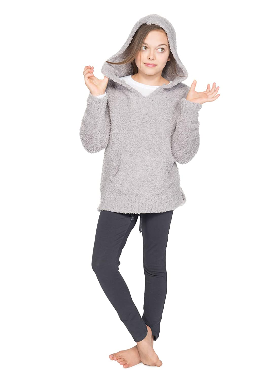 Barefoot Dreams The Cozychic Youth Baja Hoodie