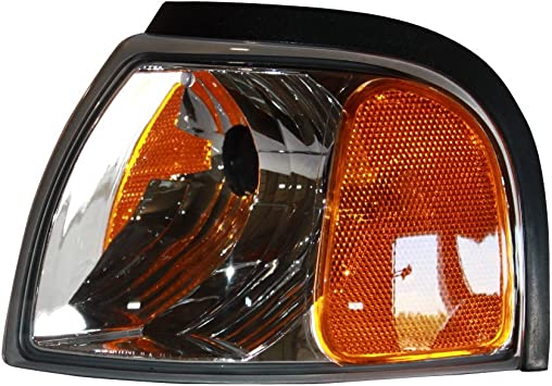 TYC 18-6055-01 Mazda Pickup Front Passenger Side Replacement Parking//Signal Lamp Assembly