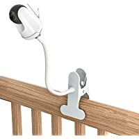HOLACA Clamp Bracket for VAVA Baby Monitor Screwless Bracket & Adapter Holder