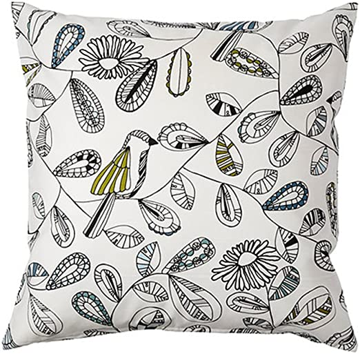 Amazon.com: IKEA cojín Throw almohada cover SNABBVINGE: Home ...
