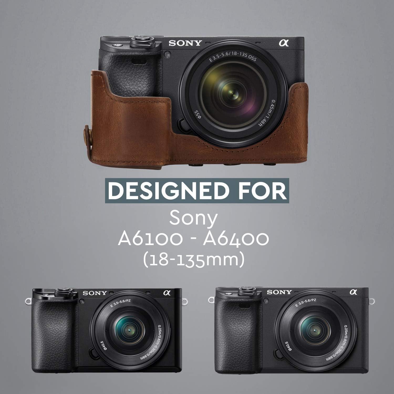 Megagear Mg1661 Ever Ready Kameratasche Für Sony Alpha Kamera