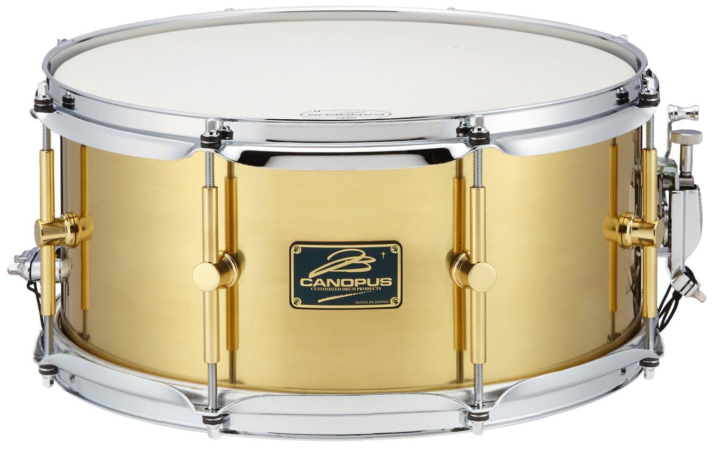 CANOPUS カノウプス スネアドラム The Brass B-1455 14