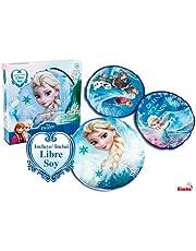 Disney Frozen - Cojín musical guardasecretos (Simba 4017205)