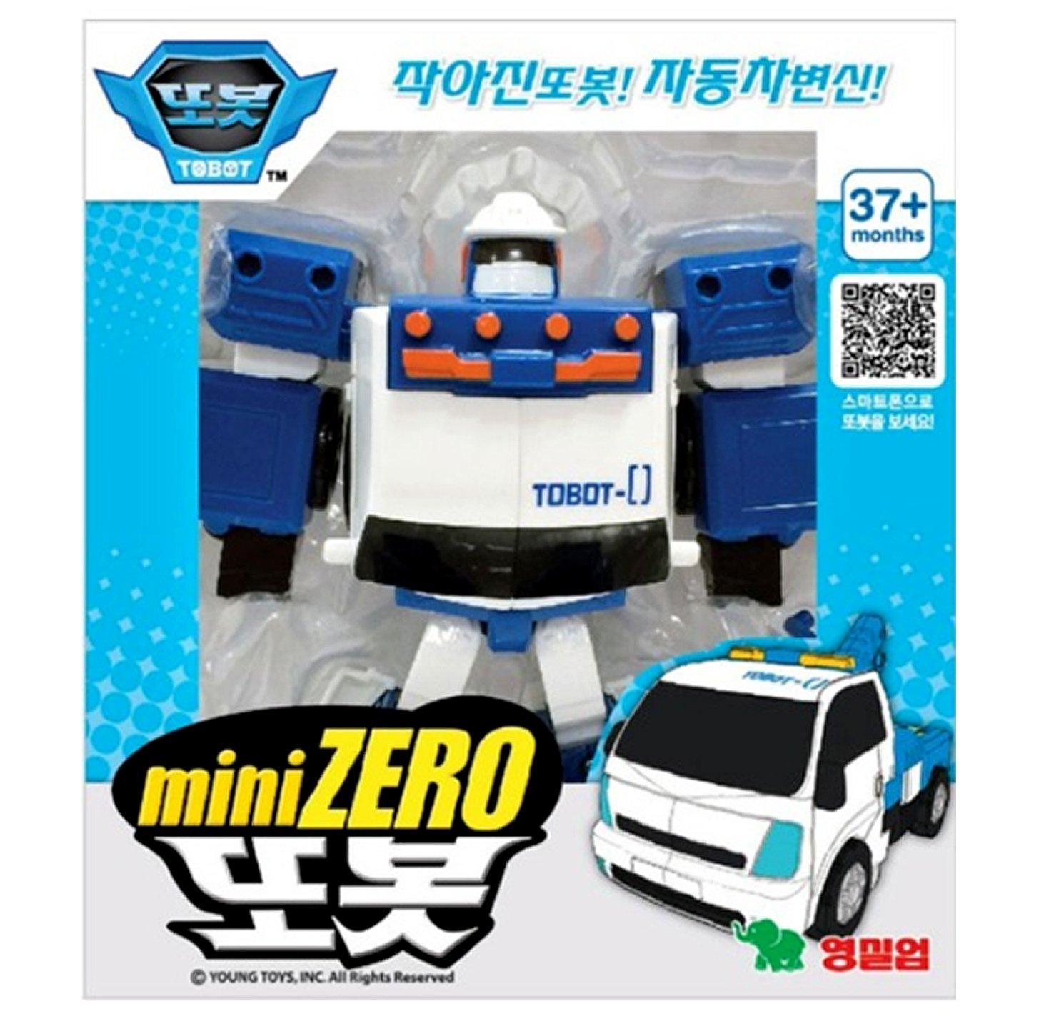 alta calidad Tobot ZERO Mini Transformer- Transformer- Transformer- Korean Animation Robot Character  con 60% de descuento