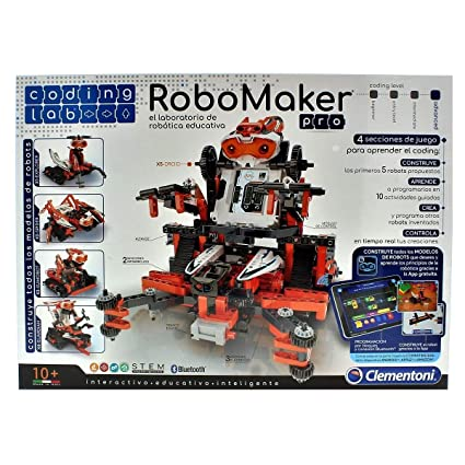 Amazon.com: Clementoni - robomaker, multicolor (55239): Toys ...