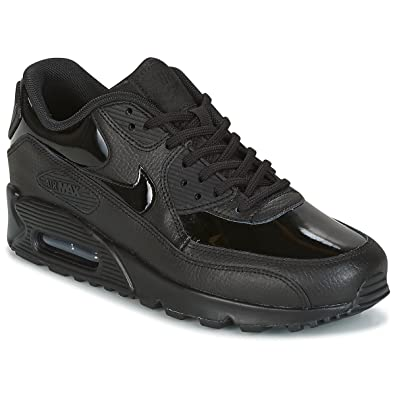 new style 64223 e677b Nike Damen WMNS Air Max 90 Lea Laufschuhe: Amazon.de: Sport & Freizeit