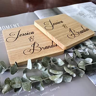 Personalised Engagement Name A Star Box Set Gift For Him Her Wife Husband Fiance