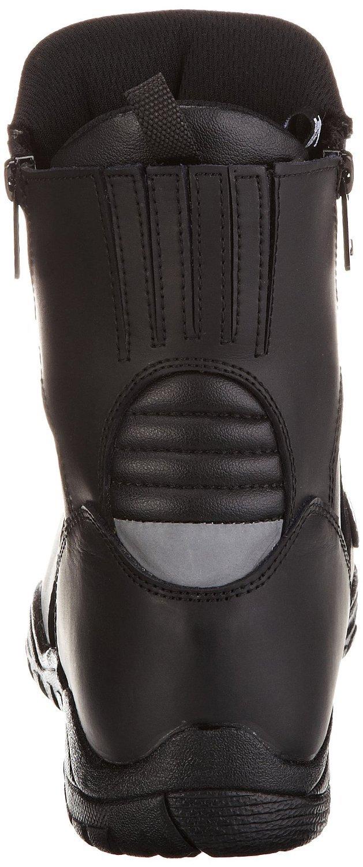 Taille: 46 Protectwear Bottes de moto tourn/ée TB-ALN bas noir H-2008 en cuir