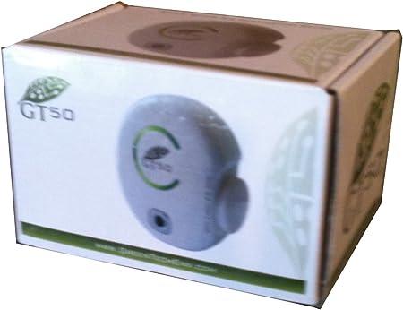 GreenTech Environmental GT50 Professional-Grade Plug-in Adjustable Ionic Air Purifier by LLC: Amazon.es: Hogar