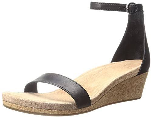 3cdc198ba58 UGG Women s Emilia Wedge Sandal