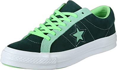 50a35d69061ae7 Converse One Star OX Ponderosa Pine Neptune Green (11 M US)