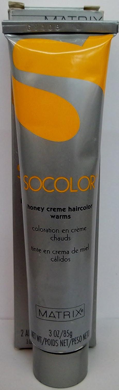 Amazon Socolor By Matrix Honey Cream Hair Color Warms