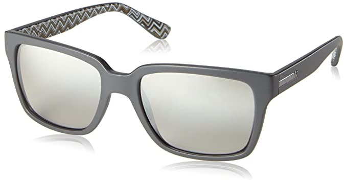 Leben Herren Sonnenbrille Silver Gray 29vUxk