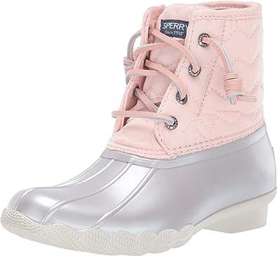 SPERRY Kids Saltwater Boot Sneaker