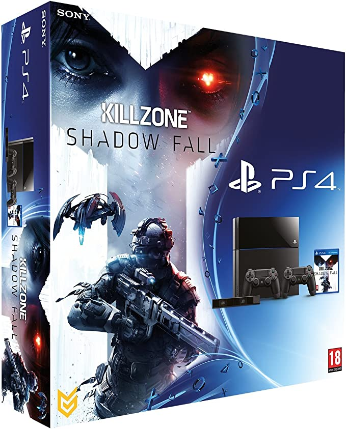Sony Playstation 4 Gamer Pack (PS4) [Importación Inglesa]: Amazon ...