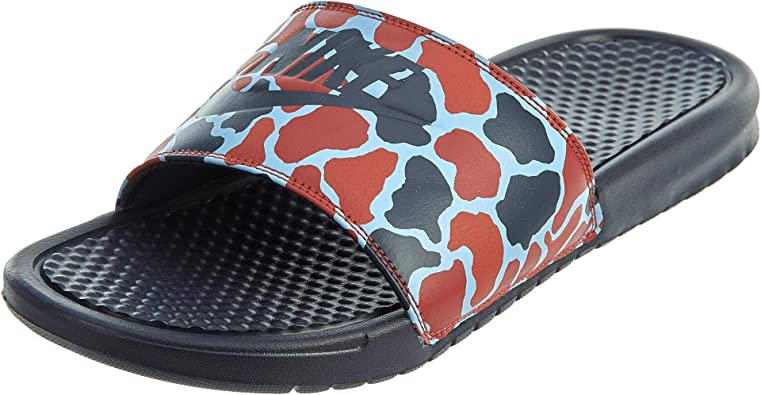 Nike Benassi Just Do It Athletic Sandalias para hombre