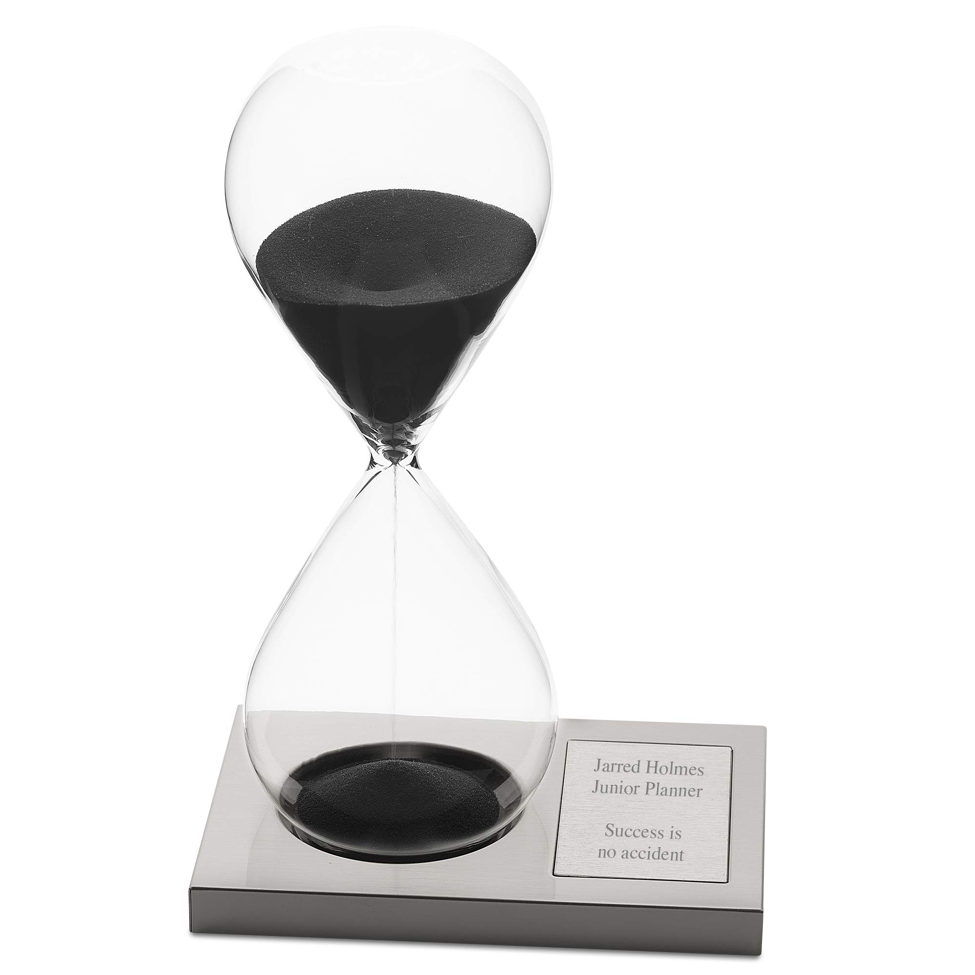 Things Remembered Personalized 30 Minute Hourglass Timer with Engraving Included by Things Remembered