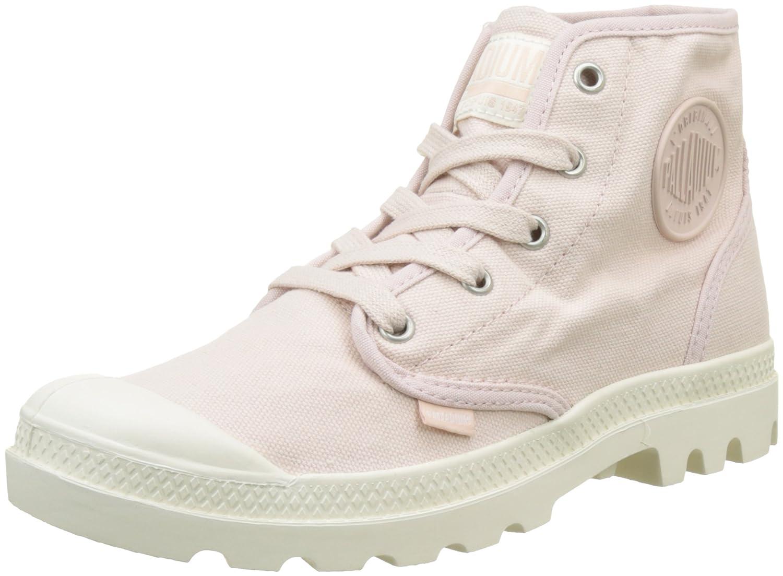 Palladium Us Pampa Hi F, Zapatillas Altas para Mujer 40 EU|Rosa (Peach Whip/Marshmallow K94)