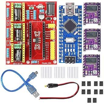 Kit de placa de expansión de grabado de impresora 3D Youmile CNC ...