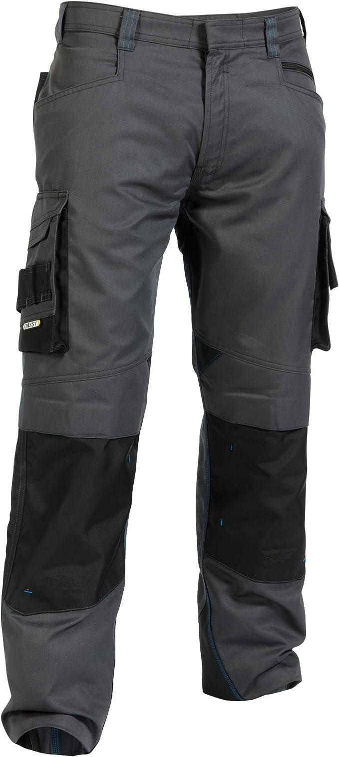 Dassy Nova Pantalon en PESCO63 250 g Bleu//Gris 46