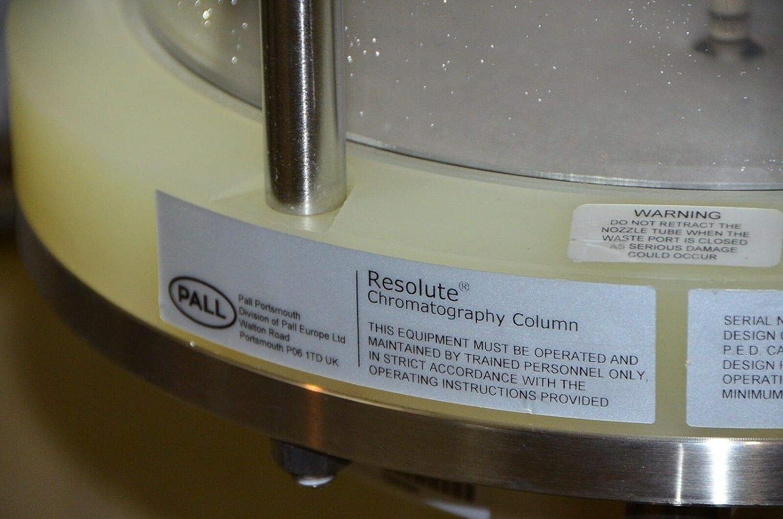 labtechsales Pall Resolute 300mm Manual Chromatography Column 30.8 Liter Cap 97//23//EC