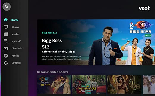 Amazon com: Voot-TV Shows Originals Movies: Appstore for Android