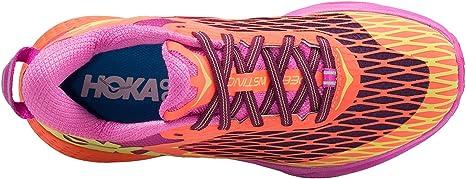Zapatilla Trail Running mujer, rosa, talla 42: Amazon.es: Deportes y ...
