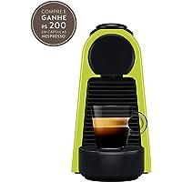 Cafeteira Nespresso Essenza Mini D30 Verde Lima Café Espresso