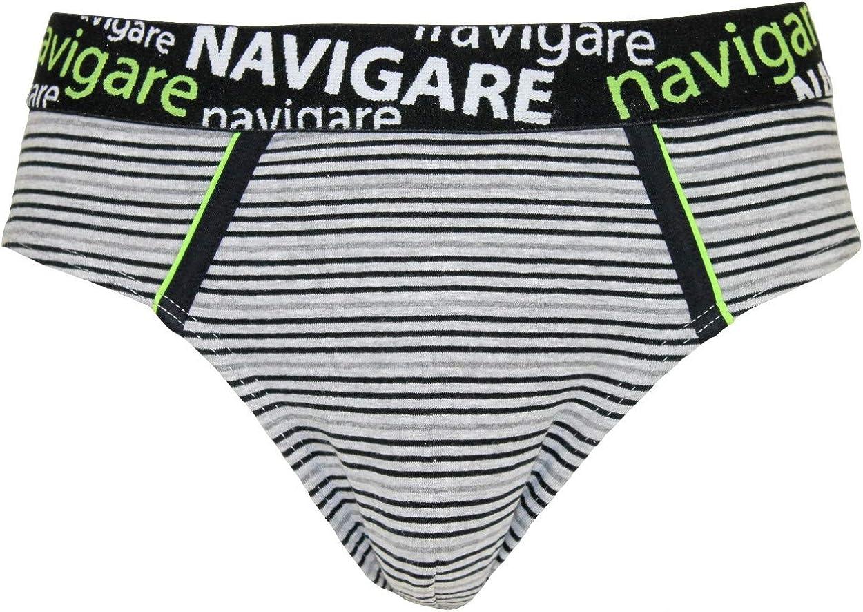 6 Slip Ragazzo Mutanda Navigare Bambino 10-12-14-16 Anni 2838
