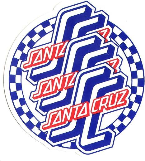 Coin Pouch skateboard skate board sk8 new Santa Cruz Classic Dot Logo Stash