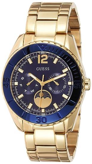 Guess Reloj con Movimiento mecánico japonés Woman Moonstruck W0565L4 40 mm   Amazon.es  Relojes 1cb0a759919e