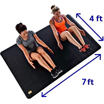 top best Pogamat Large Exercise Mat and Yoga Mat - 84