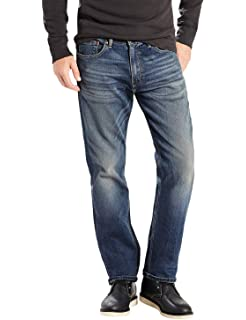 9d1e3a3a5b9 Levi's Men's 505 Regular Fit Jean at Amazon Men's Clothing store: