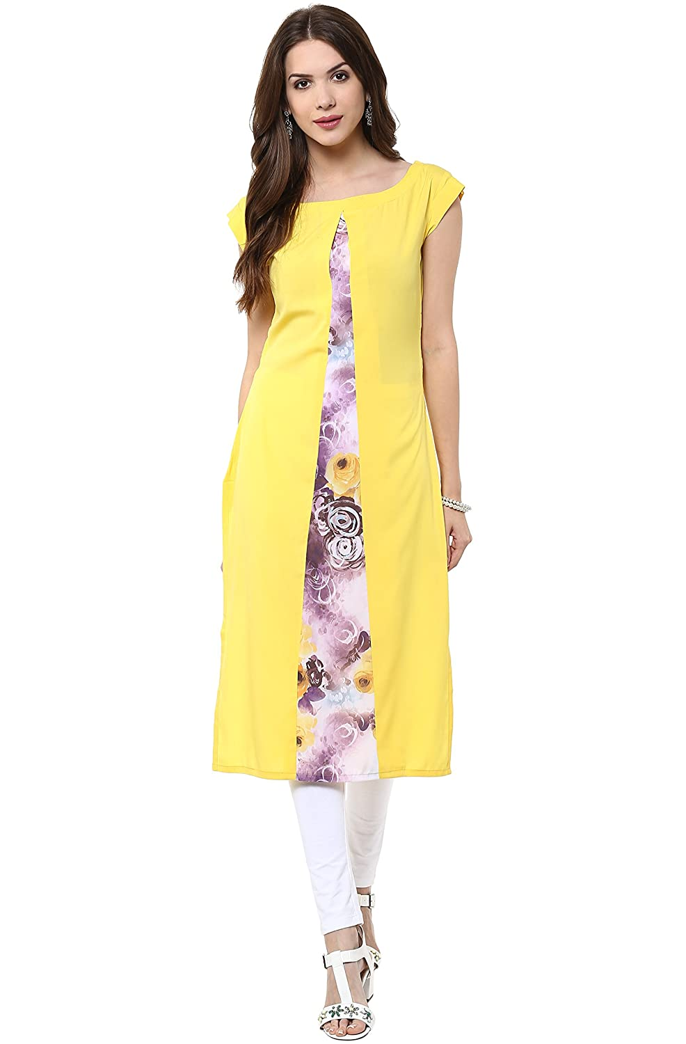 a2278833eef Online Cheap wholesale Indian Tunic Tops Crepe Kurti For Women South Asian  Suppliers