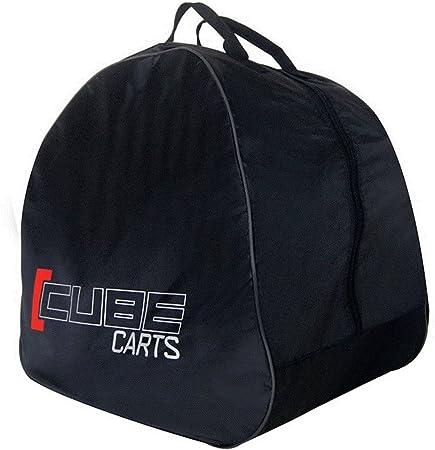 Score Industries Transporttasche Cube Schwarz 14632 Sport Freizeit