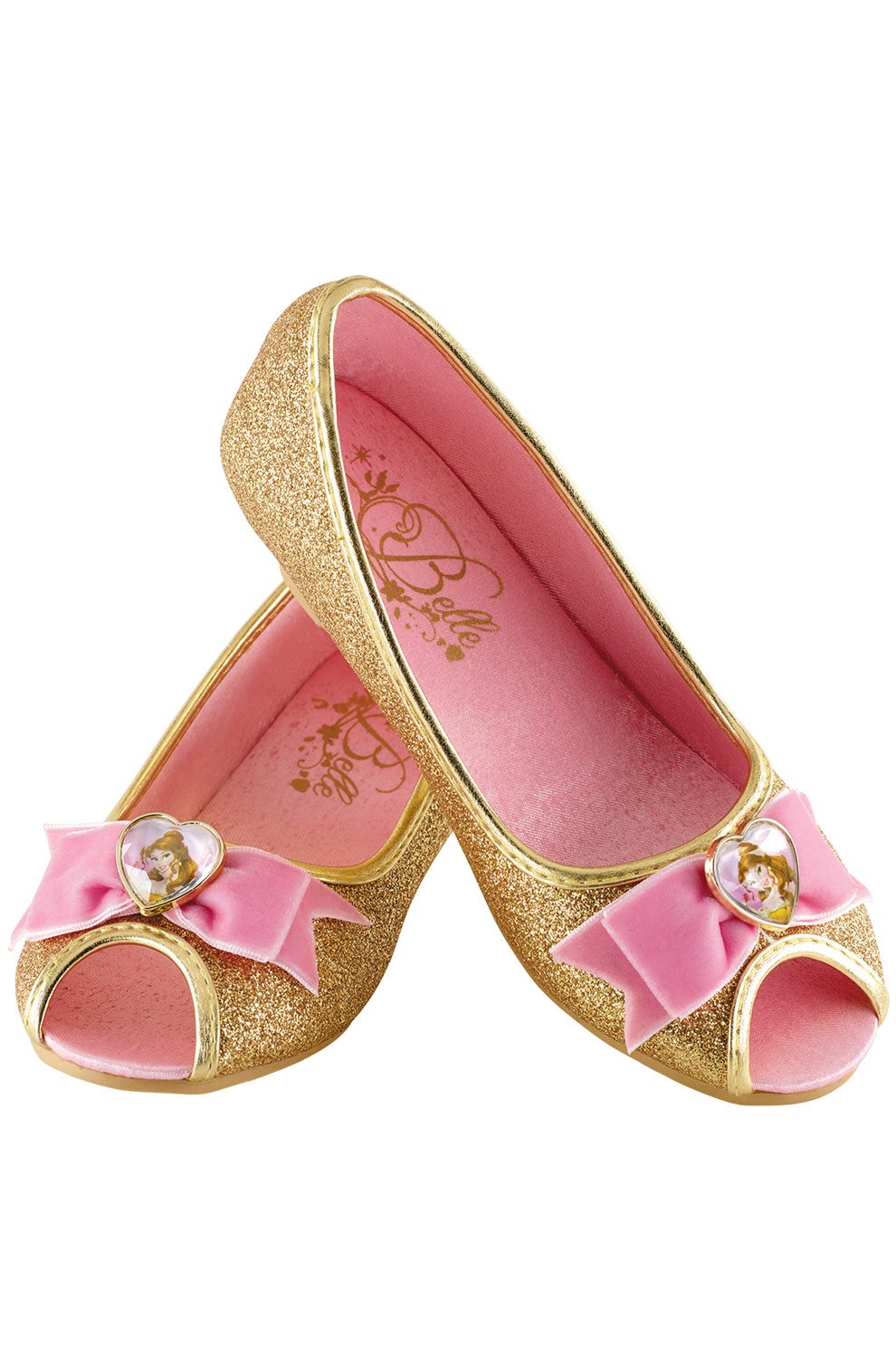Belle Disney Princess Beauty & The Beast Prestige Shoes, 9/10 Small