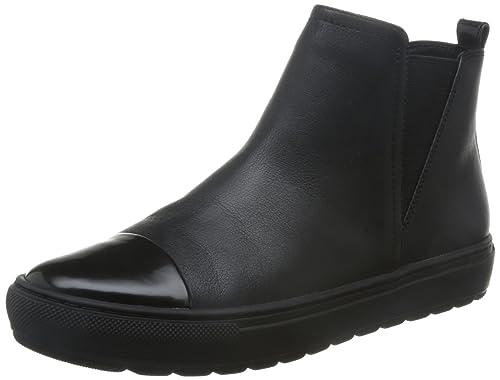 Geox D Breeda E, Botas Chelsea para Mujer: Amazon.es: Zapatos y complementos