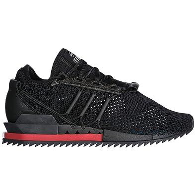 bf8a65edac7e7 Y-3 Men s Y-3 Harigane Black Technical Fabric Sneaker 10