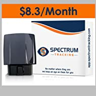 Spectrum Smart: OBD GPS Tracker - Track Location | Speed | Fuel | Teen Unsafe