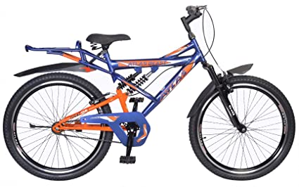 789e634a239 Buy Atlas Beast Triple Shox 26 Inches Single Speed Bicycle for ...