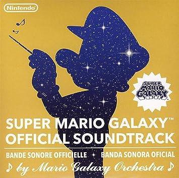 Super Mario Galaxy Original Soundtrack Import, Soundtrack