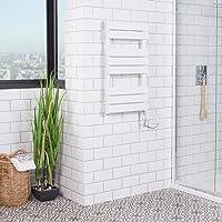 Seche-Serviettes Electrique Design Gamme Juva Blanc