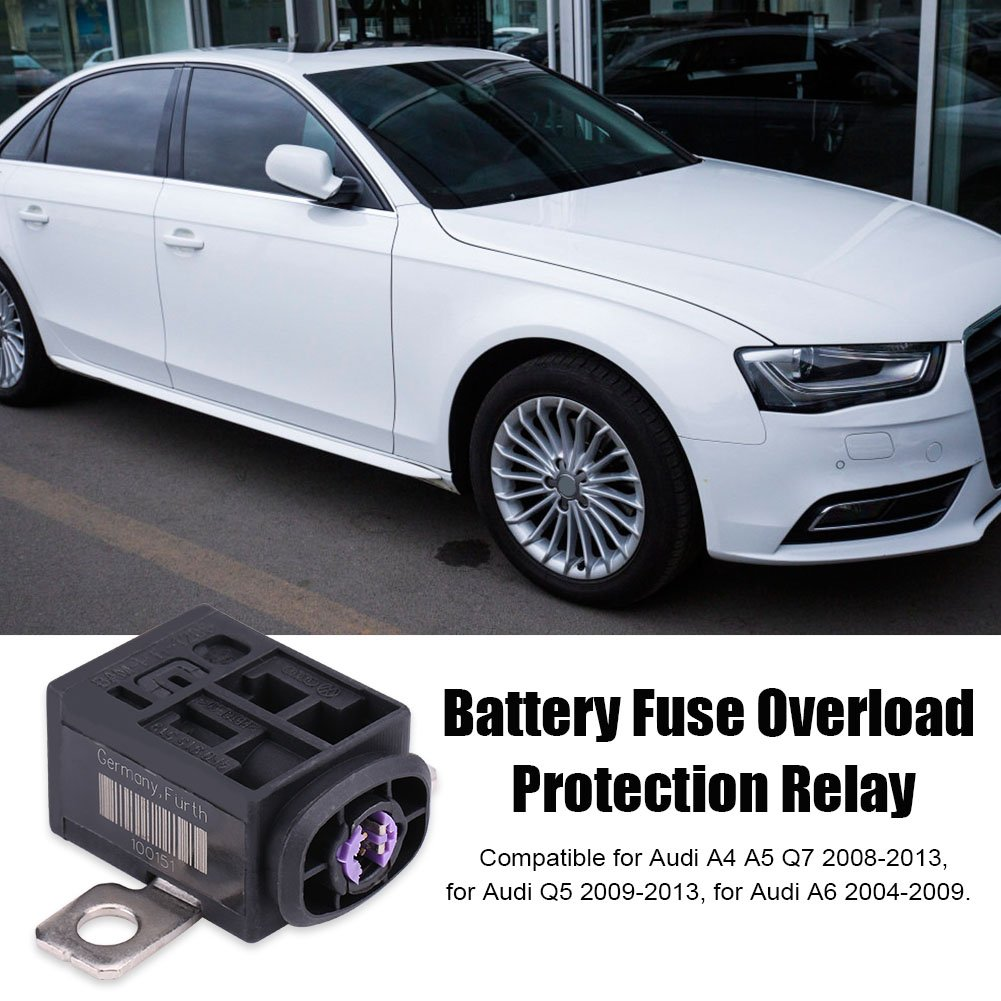 Amazon.com: VGEBY Battery Fuse Overload Protection Trip for ... on